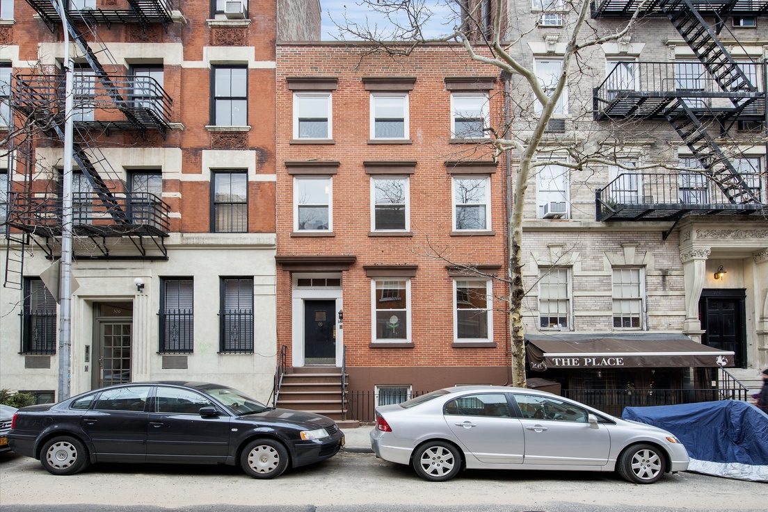 Historic west village townhome at 308 west 4th street 4 br for Greenwich townhomes for sale